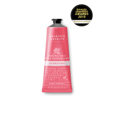 New 100g Crabtree & Evelyn Hand Therapy Hydrating Rosewater & Pink Peppercorn