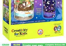 Creativity for Kids Grow 'n Glow Terrarium Grow N' Glow Terrarium