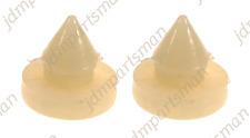HONDA / ACURA BRAKE OR CLUTCH PEDAL STOP PAD MTC (Set of 2) 46505-SA5-000