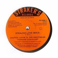 "Cynthia Layne & The Equitables - Stealing Love - 12"" Vinyl Record"