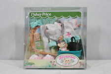 Rare! Discontinued Fisher Price Toys Briarberry Bear Baby Doctor Set New Package