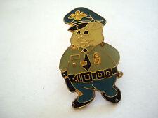 PINS RARE BD COCHON POLICIER BEN ALI EDWARDS VINTAGE PIN'S wxc 21