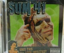 Sum 41 : Does This Look Infected ? CD + DVD