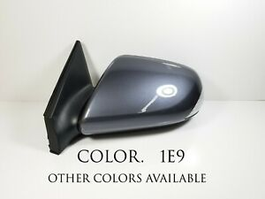 Fits Scion tC 05-10 Drivers Side View Power Mirror Signal Glass w/ Housing