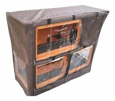 Bunny Business Hutch Cover for Double Decker Hutch 48-inch 48 Inch