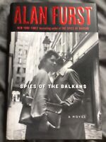 Spies of the Balkans by Alan Furst (2010, Hardcover)