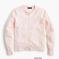 Brand New w/Tags J CREW Cotton Jackie Cardigan Sweater XS, S, M, L