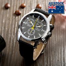 Watch Analog Silicone Wristwatch Fashion Business Men's Casual Quartz
