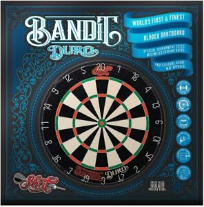 Shot! Darts Bandit Duro Steel Tip Dartboard