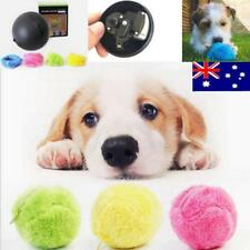 Milo Activation Ball Pet Plush Toy Floor Clean Cat Dog Puppy Chew Electric Toys