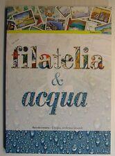 """2003  Italia  Folder  """"Filatelia e Acqua  """""""