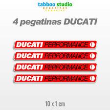 Pegatinas Ducati Performance bike moto sticker vinilo aufkleber autocollants ro2