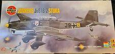 AirFix Junkers Ju 87B-2 Stuka 1:24 Model Kit Sealed Bag