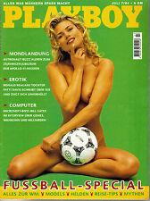 Playboy 07/1994    Patti Davis & Fussball-Special & Jana Wutzler*   Juli/1994