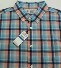Original Penguin Plaid Shirt Men's Size XL $79