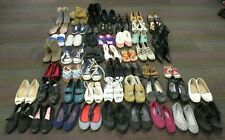 53 Pairs Shoes Job Lot, 20kg, Mixed Sizes, Boots, Sandals, Slippers etc.
