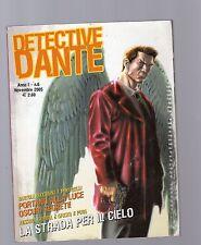 detective dante - fumetto 2005 -