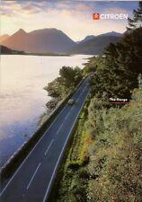 Citroen 1999-2000 UK Market Brochure Saxo Berlingo Xsara Xantia XM Synergie