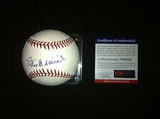 Stan Musial Signed Auto Major League Baseball St Louis Cardinals HOF PSA/DNA