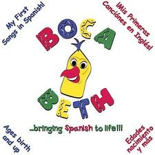 My First Songs in Spanish/Mis Primeras CancioNes en IngleS by Beth Butler (CD, F