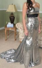 Bally Bride Sequin Prom/Evening/Homecoming Dress size4-6