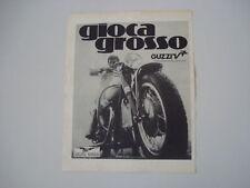 advertising Pubblicità 1970 MOTO GUZZI V7 V 7