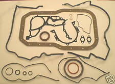 BOTTOM END SUMP GASKET SET FITS TOYOTA MR2 CELICA ST182 89-94 3SGE PAN BLOCK