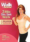 Leslie Sansone 3 MILE SLIM & and SLEEK WALK (DVD) workout at home SEALED NEW