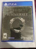 Bethesda The Elder Scrolls Online: Summerset (PS4)