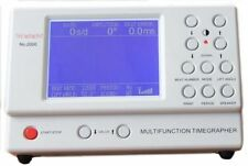 New!! Mechanica watch tester MTG-2000 No.2000 Timegrapher Multifunction machine