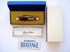 Bone Handle Pocketknife Collectable Modern Folding Knives