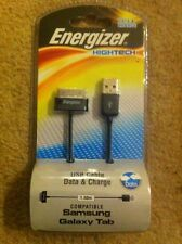 Energizer High Tech Micro USB Charge & Sync Cable - Samsung Smartphones/Tablets
