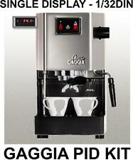 Gaggia Classic PID Kit (1/32DIN single display) -all parts and full instructions