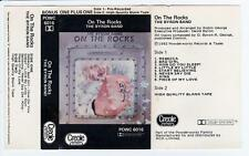 THE BYRON BAND - ON THE ROCKS - 1982  *RARE CASSETTE TAPE*