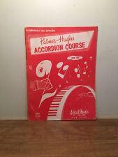 Palmer-Hughes Accordion Course Recital Book, Bk 2 by Palmer Hughes, PB, 1951