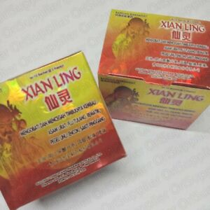 10 Boxes Xian Ling Capsule Indonesia Traditional Herbal Gout Rheumatic Back Pain
