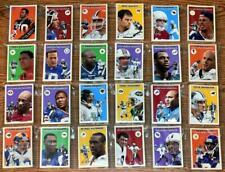 2000 Fleer Tradition Glossy Football Team Sets - 1/7500 made - Pick Your Team