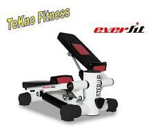 Everfit - STEP UP - Mini Stepper Pistoni Idraulici + Monitor GLUTEI COSCE GAMBE