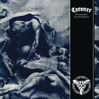 Coroner - Punishment For Decadence [CD]