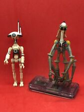 Star Wars Episode 1 TPM Gasgano (Pod Racer) With Pit Droid Loose Complete
