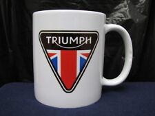 Triumph Mug Motorcycle Badge Logo Mug