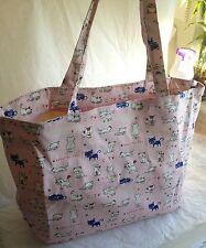 Women/Girl's Canvas Handbag Shoulder Bags Shopping Bag Totes Zipper Closure(LG)