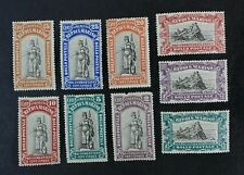CKStamps: Italy Stamps Collection San Marino Scott#B3-B11 Mint H OG #B11 Crease