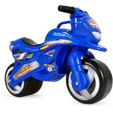 INJUSA Kinder Laufrad Motorrad Tundra - Baby Auto Rutscher Lauflernhilfe Lernrad