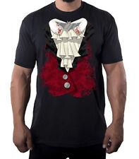 Vampire Costume T-shirt, Men's Graphic Tees, Funny Halloween Men's Shirts!