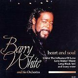 WHITE Barry & HIS ORCHESTRA - Heart and soul - CD Album