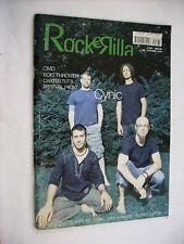 ROCKERILLA #362 - CYNIC - BOLT THROWER - SPIRITUAL FRONT - OMD