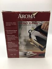 Aroma Housewares Hot H20 X-Press 1.5  Liter 6-Cup Electric Water Kettle