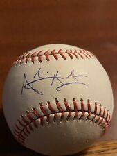 Archie Bradley Autographed Official Major League Baseball