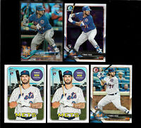 2018 Topps Bowman TOMAS NIDO rookie LOT rc Refractor chrome heritage